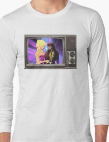 Holli Would Silk Spectre Romance TV Long Sleeve T-Shirt
