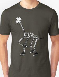 Skeleton Dinosaur Unisex T-Shirt