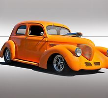 1938 Willys Sedan - Studio by DaveKoontz