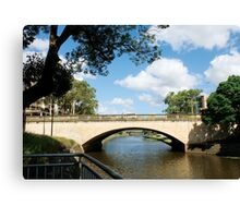 Parramatta River Canvas Print