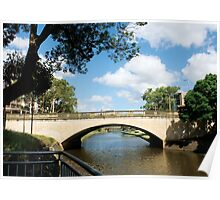 Parramatta River Poster