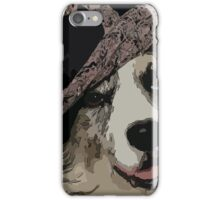 Maggie Dressed for Town iPhone Case/Skin