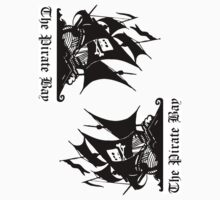 The Pirate Bay ×2 by posx ★ $1.49 stickers