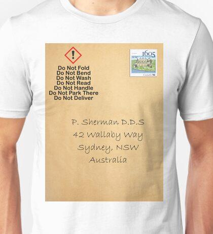 Do Not Nemo Unisex T-Shirt
