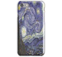 Starry Night - Van Gogh iPhone Case/Skin