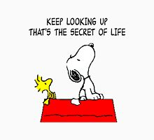 Snoopy Secret of Life Unisex T-Shirt