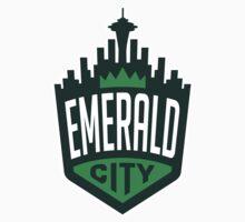 Emerald City // America League // PCGD by pcgdstudios