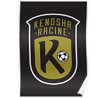 Kenosha-Racine // America League // PCGD Poster