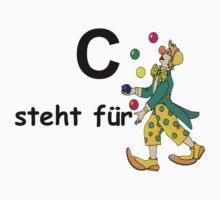 C steht für ... by Hallo Wildfang