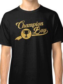 CHAMPION BOY TEE (GOLD) Classic T-Shirt