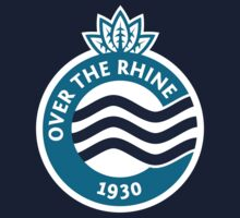 Over The Rhine // America League // PCGD T-Shirt