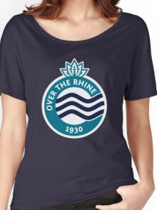 Over The Rhine // America League // PCGD Women's Relaxed Fit T-Shirt