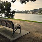 Our Bench by CJMcFarlane