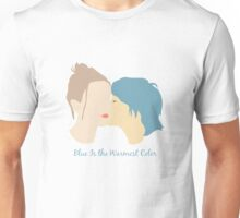 Blue is The Warmest Color Unisex T-Shirt