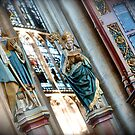 In Canterbury Cathedral by Kent Burton