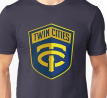 Twin Cities // America League // PCGD Unisex T-Shirt