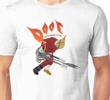 DOOF Warrior VS The World fan art Unisex T-Shirt