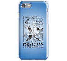 Pokebirds iPhone Case/Skin