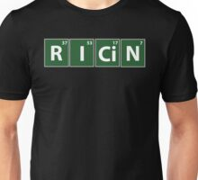 Breaking Bad Ricin Unisex T-Shirt