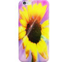 sunflower power iPhone Case/Skin