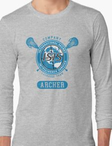 ISIS Lacrosse Long Sleeve T-Shirt