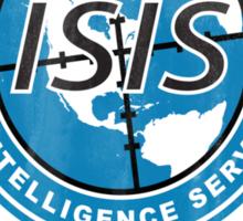ISIS Lacrosse Sticker