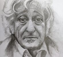 The Third Doctor by jillohjill