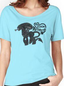 My Little Xenomorph Women's Relaxed Fit T-Shirt