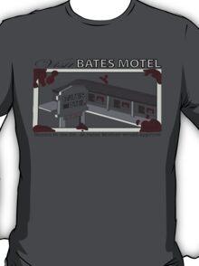 Visit Bates Motel T-Shirt