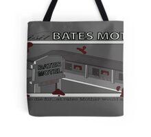 Visit Bates Motel Tote Bag