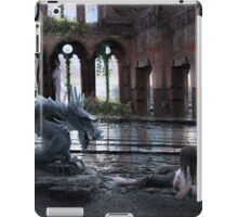 In my sight you where on time iPad Case/Skin