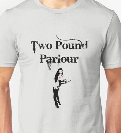 Two Pound Parlour Unisex T-Shirt