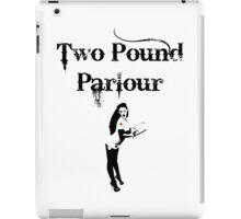 Two Pound Parlour iPad Case/Skin