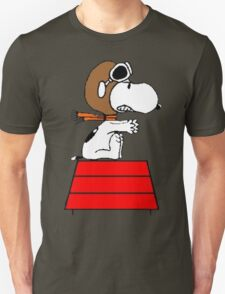 Red Baron Snoopy T-Shirt