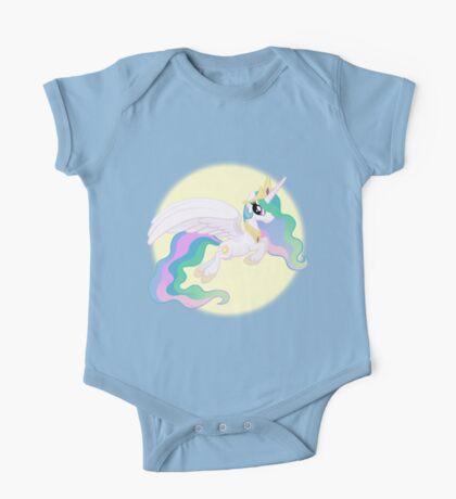 Princess Celestia Tshirt (My Little Pony: Friendship is Magic) One Piece - Short Sleeve