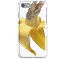 Croco-nana iPhone Case/Skin
