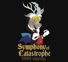 Discord's Symphony of Catastrophe (My Little Pony: Friendship is Magic) One Piece - Long Sleeve