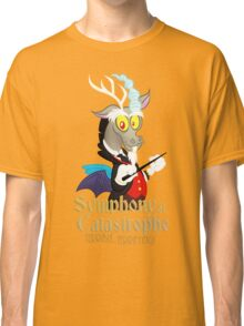 Discord's Symphony of Catastrophe (My Little Pony: Friendship is Magic) Classic T-Shirt
