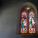 St Paul's, Carcoar by artsieaspie