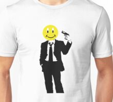 Headshot Smilie Unisex T-Shirt