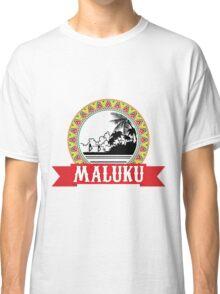 Maluku a.k.a Moluccas Classic T-Shirt