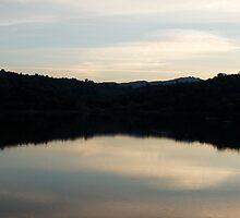 Reflections at Dusk  by ZWC Photography