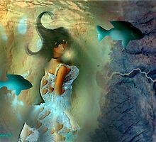 The fish got many tiny little secrets by Annabellerockz