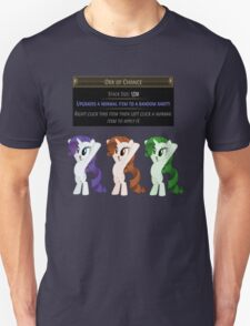 Random Rarity Unisex T-Shirt