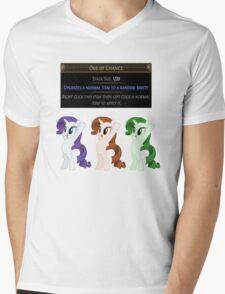 Random Rarity Mens V-Neck T-Shirt