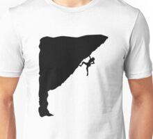 Climbing Unisex T-Shirt