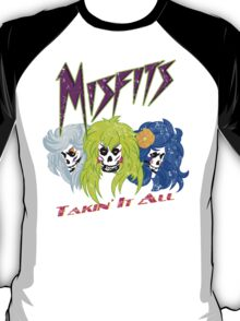 We Are The Mifits ! (Distressed) T-Shirt