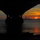under the bridge by murch22