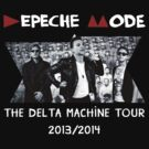 Depeche Mode: The Delta Machine Tour (Encore screen) by Teji
