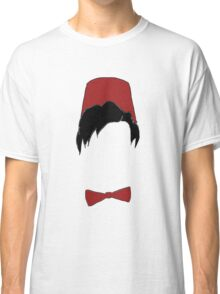 Eleventh doctor fez and bowtie Classic T-Shirt